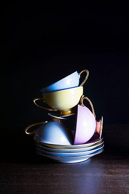 Cups - p1149m2263063 by Yvonne Röder