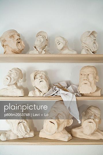 Skulpturen - p806m2053748 von Levi + Lo