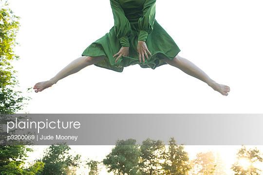 Springen - p9200069 von Jude Mooney