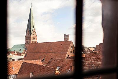 Lüneburg, St. Johannis Kirche - p1222m1072128 von Jérome Gerull