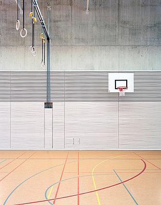 Turnhalle - p3450287 von Rainer Gollmer