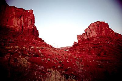 Monument Valley - p4450599 von Marie Docher