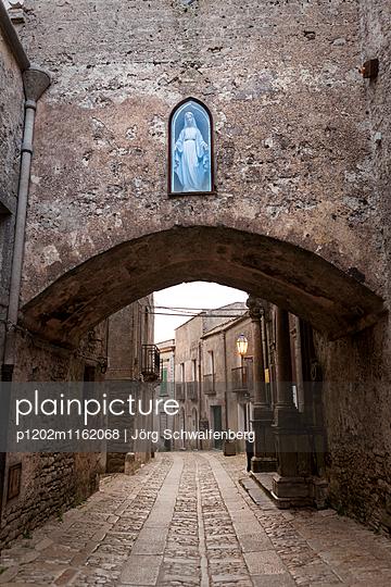 Sizilien - p1202m1162068 von Jörg Schwalfenberg