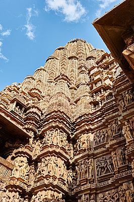 Tempel Kandariya-Mahadeva - p1259m1111462 von J.-P. Westermann