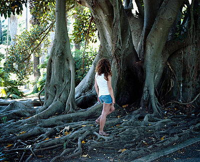 Botanic Garden, Lisbon - p1083m990031 by Alain Greloud