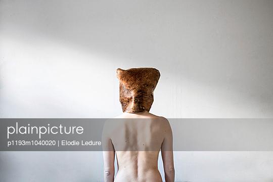 Plastic bag - p1193m1040020 by Elodie Ledure