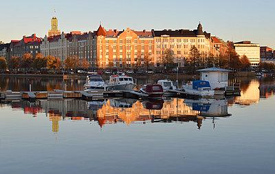Hakaniemi in Helsinki - p322m720685 von Kimmo von Lüders