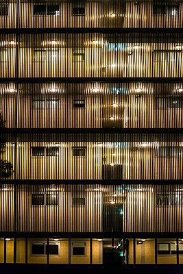 Wohnblock mit Sozialwohnungen - p1170m2045743 von Bjanka Kadic