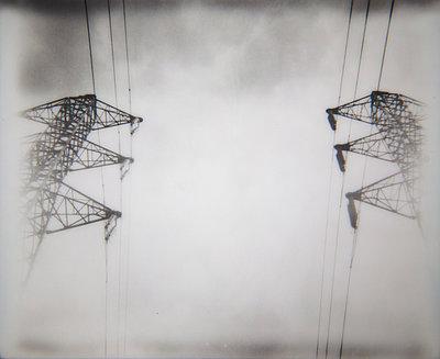Electric field - p1333m2148324 by Gérard Staron