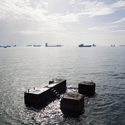 Betonim Marmarameer - p1138m971477 von Stéphanie Foäche