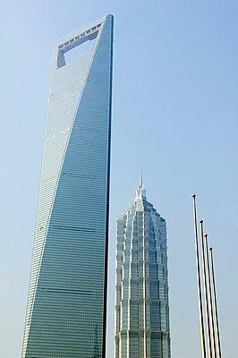 Shanghai - p6520205 by Christian Kober
