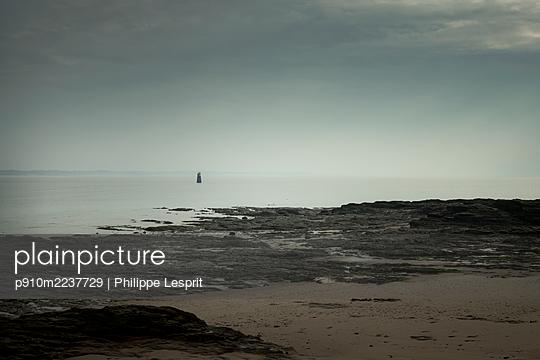 France, Kervoyal, Coast - p910m2237729 by Philippe Lesprit