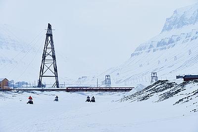 Stillgelegtes Kohlebergwerk - p1203m1189813 von Bernd Schumacher