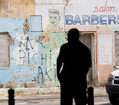 Barbershop - p606m885555 von Iris Friedrich