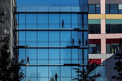 Office in Paris - p1329m1183539 by T. Béhuret