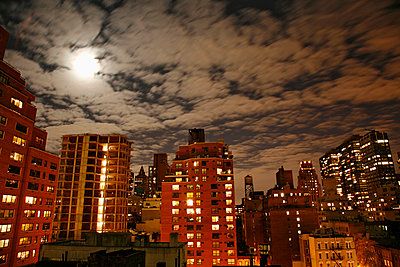 New York - p1294m1201550 von Sabine Bungert