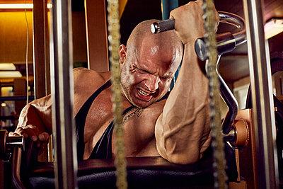 Bodybuilding - p1200m1159357 von Carsten Görling