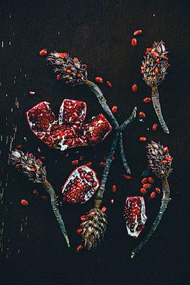 Rustic Natural Arrangement - p1262m1063988 by Maryanne Gobble
