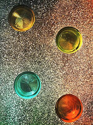 Glass bricks - p300m1009184f by Gaby Wojciech