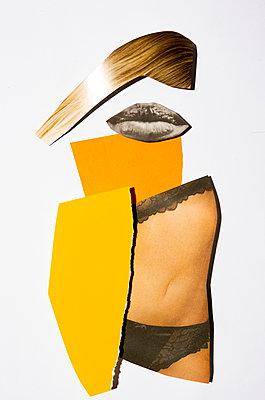 Collage - p1017m2099101 von Roberto Manzotti