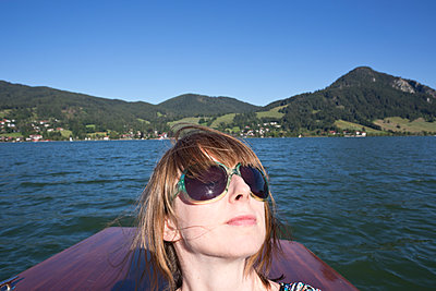 Sunbathing - p454m1179152 by Lubitz + Dorner