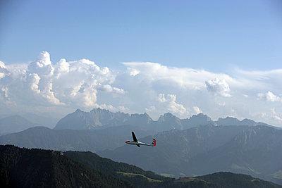 Segelflug - p1016m1025665 von Jochen Knobloch