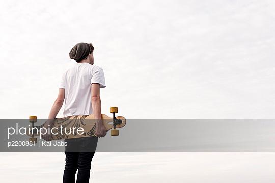 Longboard - p2200881 von Kai Jabs