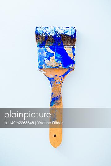 Paintbrush - p1149m2263648 by Yvonne Röder