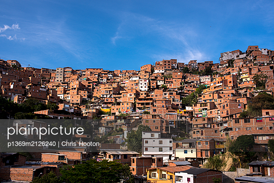 Medellin - p1369m2126240 by Chris Hooton
