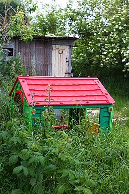 Allotment garden - p1057m1032502 by Stephen Shepherd