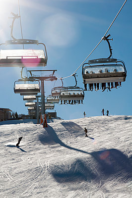Chairlift - p171m971262 by Rolau