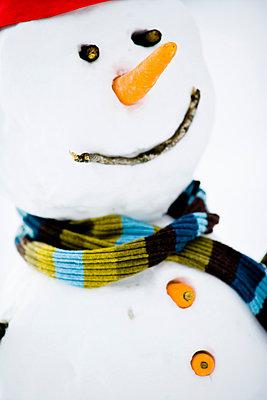 A snowman Sweden - p31222791f by Plattform