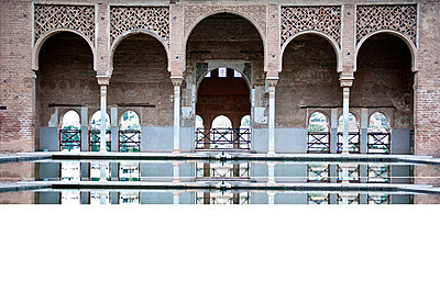 The Alhambra, Granada, Andalucia, Spain - p3436279 by Guillem Lopez
