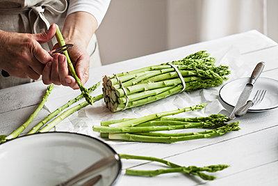 Asparagus - p1006m1051216 by Danel