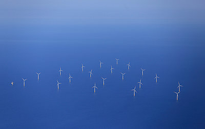 Offshore wind farm 'Baltic 1' - p1016m907534 by Jochen Knobloch