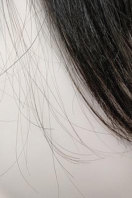 Haarsträhne   - p450m1042337 von Hanka Steidle