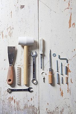Werkzeuge - p4540970 von Lubitz + Dorner
