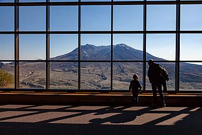 Blick auf den Mount St. Helens - p712m1466300 von Jana Kay