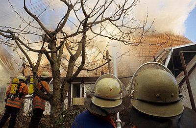 Feuerwehreinsatz - p0460599 von Hexx