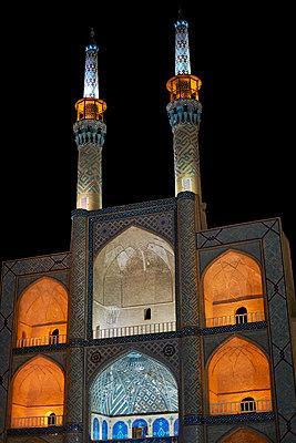 Amir Chakmak-Moschee - p1146m1445193 von Stephanie Uhlenbrock