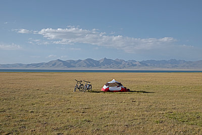 Kirgistan - p759m1207288 von Stefan Zahm