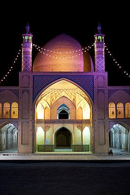 Agha Bozorg-Moschee - p1146m1445057 von Stephanie Uhlenbrock