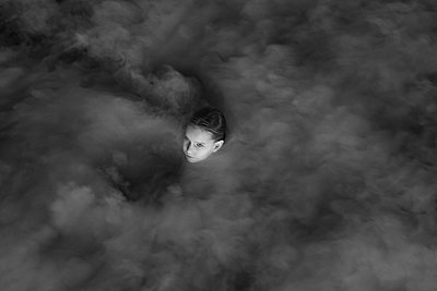 In the clouds - p1471m1585940 by Natalia Bazina