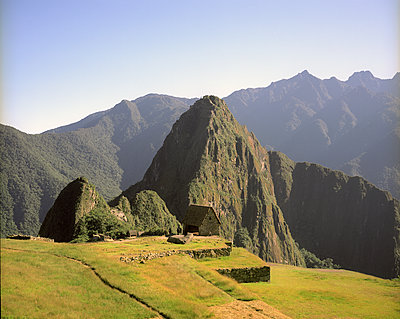 Machu Picchu - p945m1440555 von aurelia frey