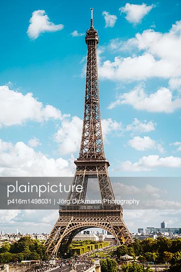 Paris - p416m1498031 von Jörg Dickmann Photography