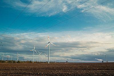 Wind energy - p330m890865 by Harald Braun