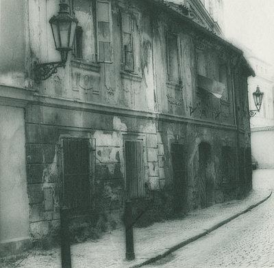 Old Town, Kleinseite, Prague - p1677m2258967 by nina e. reiter