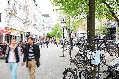 Schulterblatt; Hamburg - p4140222 von Volker Renner