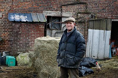 Farmer - p1058m831620 by Fanny Legros