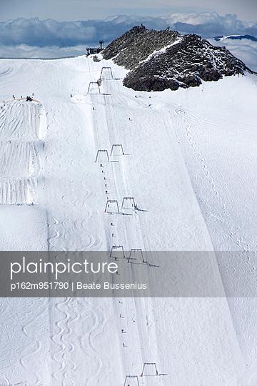 Hintertuxer Gletscher - p162m951790 von Beate Bussenius
